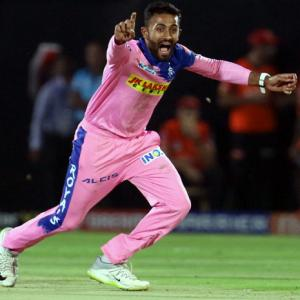IPL PHOTOS: Gopal shines as Rajasthan outclass RCB