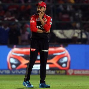 What went wrong for RCB against Rajasthan