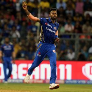 PHOTOS: Hardik stars as Mumbai Indians humble CSK