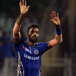 Last seven months weren't easy: Pandya