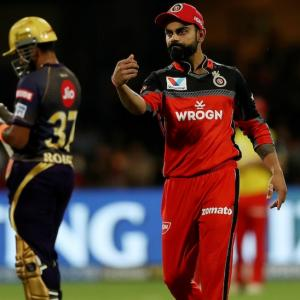 Kohli slams 'unacceptable' bowling after fifth loss