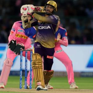 PHOTOS: KKR crush Rajasthan to go top of IPL