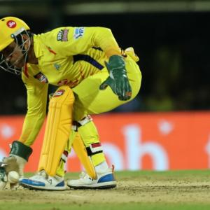 Here's why Dhoni is unhappy with Chennai pitch