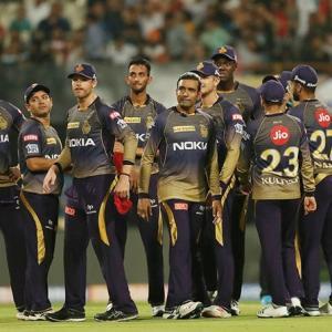 Will Super Kings do the double on Knight Riders?