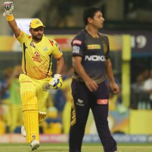 IPL Tahir, Raina ensure easy win for CSK vs KKR