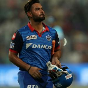 'Pant was almost there; unfortunate to miss out'