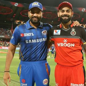 Will Rohit or Virat smile tonight?