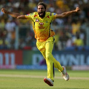 IPL: How Tahir tamed dangerman Russell