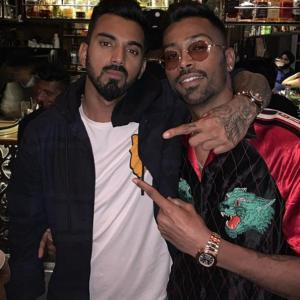 Hardik shares heartfelt birthday message for KL Rahul