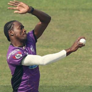 Jofra Archer left out of England's World Cup squad