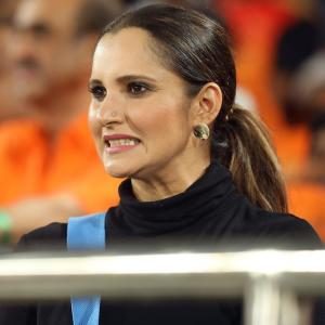 PIX: Why Sania Mirza is trending today...