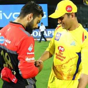 Kohli recalls times when Dhoni backed him
