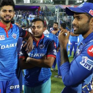 The main concern for Delhi Capitals is...