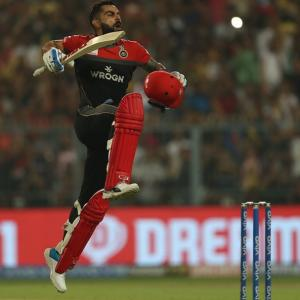 Turning Point: Kohli's 1st IPL ton in 3 years