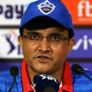 BCCI backs Ganguly in 'conflict of interest' case