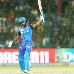 Iyer lauds Dhawan, Lamichhane after Delhi slay Kings