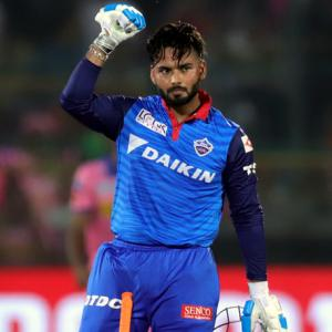 How World Cup snub spurred match-winner Pant