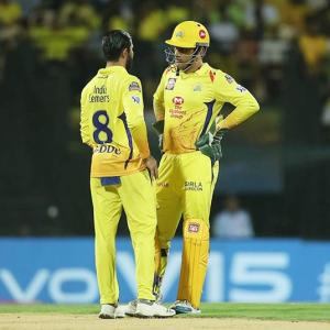 Dhoni, Jadeja 'both unwell, virus and bacteria'