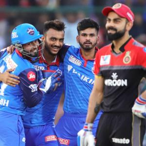 IPL PHOTOS: All-round Delhi beat RCB to make play-offs