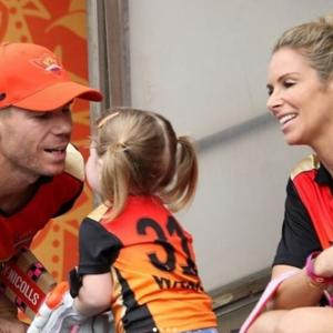 Will miss you, says SRH, after Warner leaves for WC