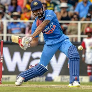 India begin life after World Cup with Windies T20Is