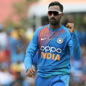 PIX: Krunal, Rohit power India to series-clinching win