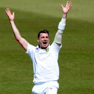 Steyn brings curtain down on Test career