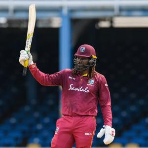 I didn't announce any retirement: Gayle