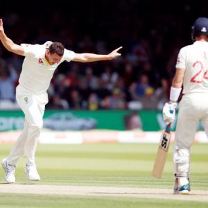 Ashes PHOTOS: 2nd Test, Day 2