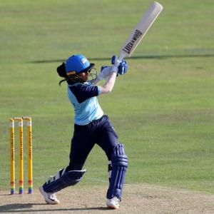 PIX: Jemimah slams record 51-ball ton in Super League