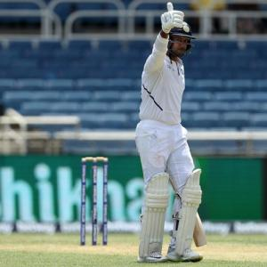 Opener Mayank feels India in great position after Day 1