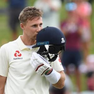 England fightback with Root, Burns hundreds