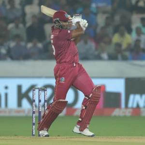 Will MI's Pollard give WI upper-hand in 3rd T20I?
