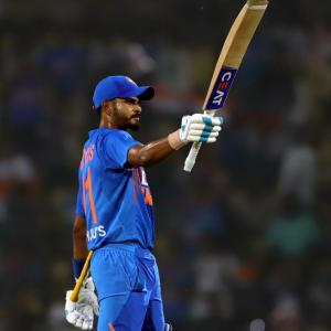 Should Iyer bat at No 4 for India in ODIs?