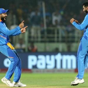 Why is Virat so animated? Please ask him, says Pollard