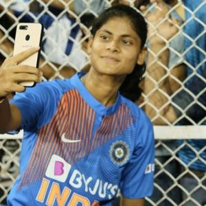 Women's T20 Rankings: Radha remains 2nd, Deepti slips