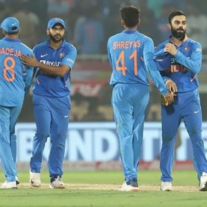 3rd ODI: India aim to end series on a high against WI
