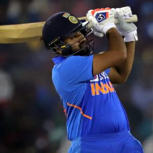 Another record for run-machine Rohit