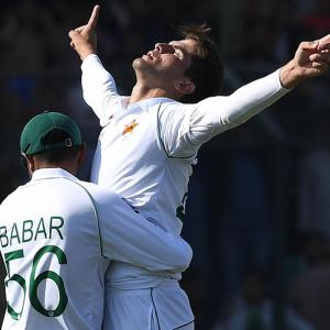 Home sweet home: Pakistan savour emotional series win