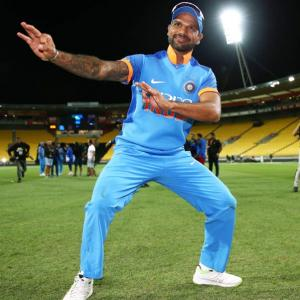 Watch! 'How's the Josh?': India celebrate historic ODI win in NZ