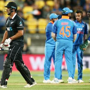 How India dominated New Zealand