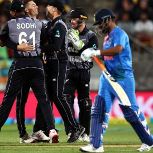 We were outplayed in all three departments: Rohit