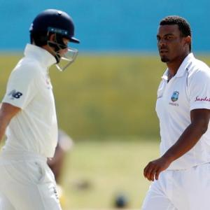 Windies pacer Gabriel charged for alleged homophobic comment