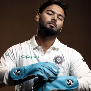 Pant hits new highs for an Indian keeper; Pujara rises to third