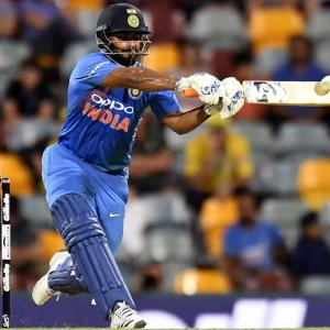 'India need Rishabh Pant for the World Cup'