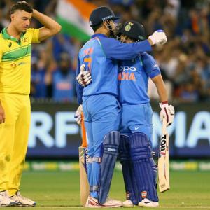 PHOTOS: Australia vs India, 3rd ODI, MCG