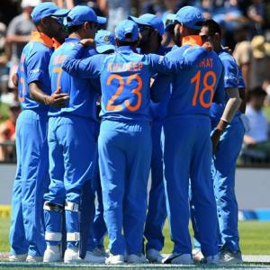 In-form India aim to continue winning run