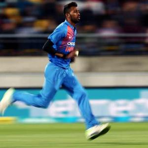 Pandya now the fab fifth bowler in India attack