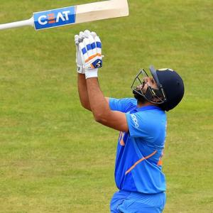 Rohit is the best ODI player right now, hails Kohli