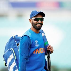 Karthik insists India are happy to chase or be chased